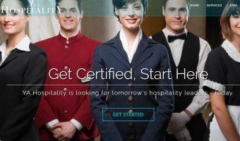 YA Hospitality Training and Work Program